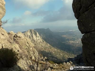 Sierra de la Cabrera - Pico de la Miel; viaje senderismo; viajes de un dia desde madrid
